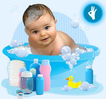productos para tu bebé